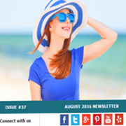 Washington Street Dentistry - August 2016 Newsletter