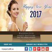 Washington Street Dentistry - January, 2017 Newsletter