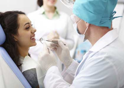 Root canal surgery Indianapolis