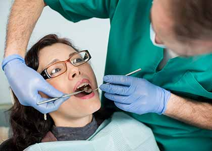 Washington Street Dentistry provides the utmost comfort during tooth extractions.