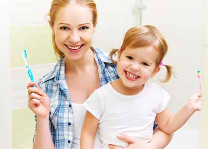 Dr. Matthew Church at Washington Street Dentistry in Indianapolis, makes pediatric dentistry a stepping stone for your little one's lifetime of good oral health.