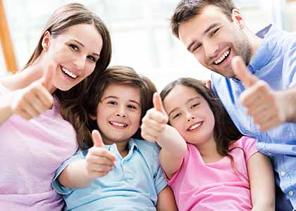 At our office in Lawrence, IN, the dentist seeks to educate you about the importance of your child's oral health and to create a fun, comfortable dental care environment for your kids.