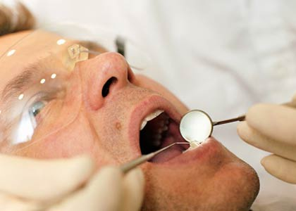 Dr. Matthew Church describes post tooth extraction care