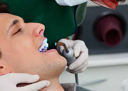 Dr. Matthew Church, Indianapolis patient asks, Is there a sedation dentist near me?