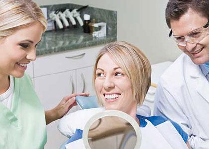 Dr. Matthew Church Providing dental apprehension with sedation dentistry