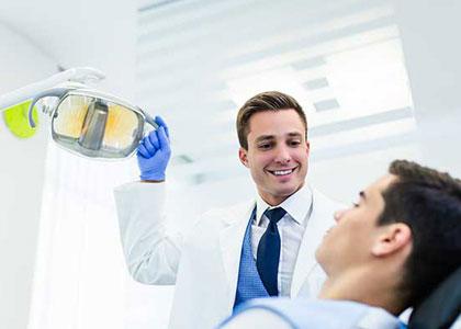 Dr. Matthew Church Providing Sedation Dentistry In Indianapolis