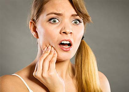 Dr. Matthew Church offers tooth extraction for severe toothaches.