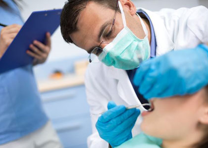 Dr. Matthew Church Describing What is sedation dentistry?