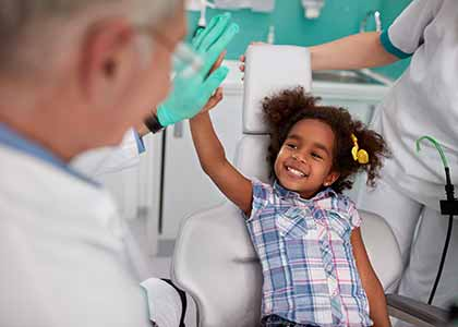 children and adult dentistry services are available in Indianapolis