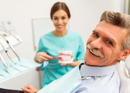 Denture Care Indianapolis