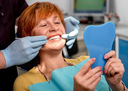 Partial Dentures Cost Near Indianapolis IN