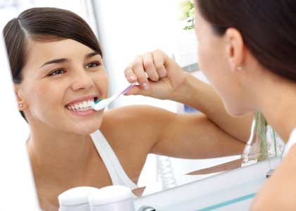 Brush your teeth for at least two minutes, Washington Street Dentistry