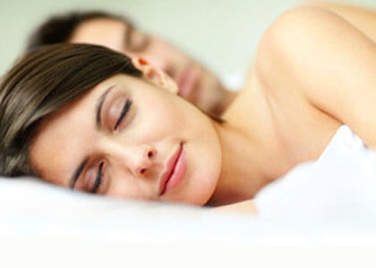 Greenfield, IN dentist Dr. Church can help residents of manage a sleep disorder