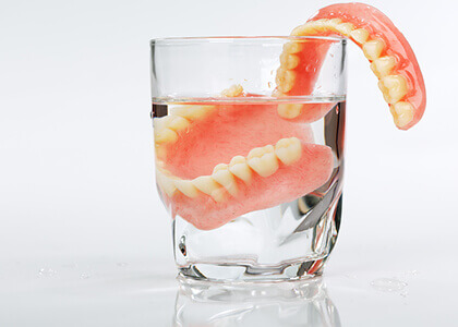 Types of Dentures Indianapolis