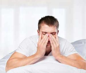 Dr. Matthew Church describes obstructive sleep apnea as a sleeping disorder that can occur when there is a blockage in the airways.