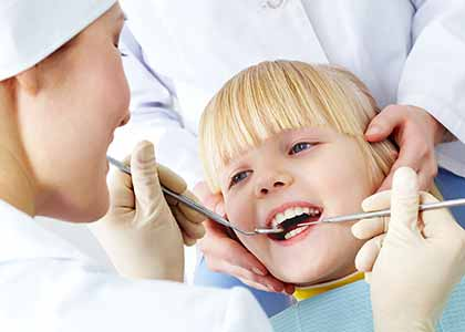 Washington Street Dentistry is proud to offer treatment options for all ages at our practice, located at 10935 East Washington Street.